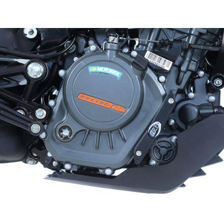 R&G - Engine case slider - RHS - KTM Duke 125 17-