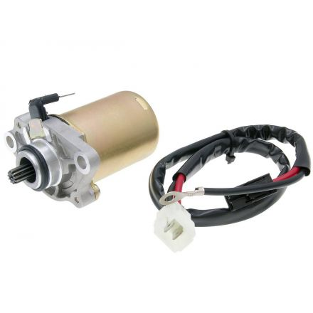 ForceFive - Startmotor 11 tenner - Peugeot/Piaggio