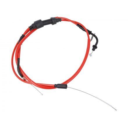 Doppler - Gasswire - Rieju MRT50/SMX50/RS3 50 - Rød