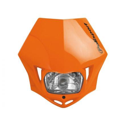 Polisport - MMX framlykt - Orange