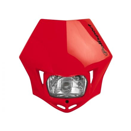 Polisport - MMX framlykt - Red