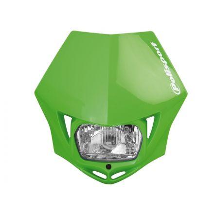 Polisport - MMX framlykt - Grønn