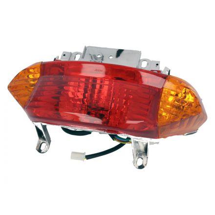 Elec - Baklykt m/orange blinkys - Peugeot V-Clic