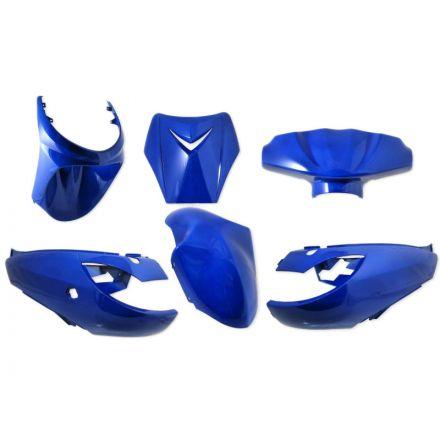 STP - Peugeot Vivacity kåpsett - Blå metallic
