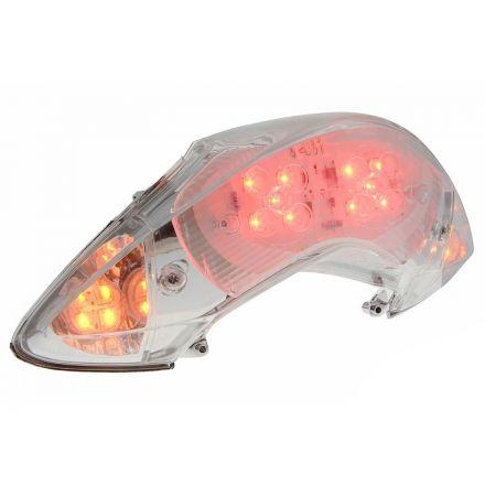 STR8 Hotshot led/m blinklys - Yamaha Jog R/RR