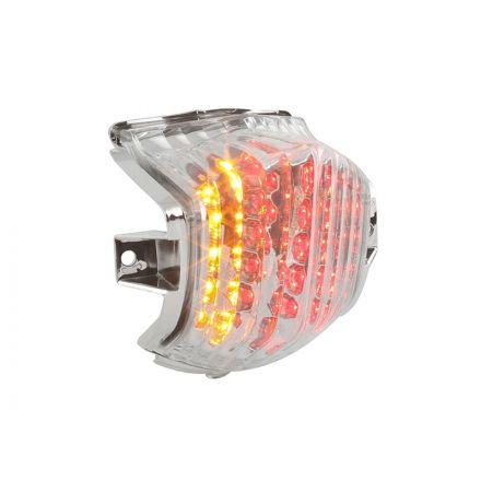 STR8 Hotshot led/m blinklys - Aprilia SR fra 03