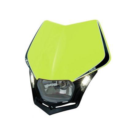 Rtech - VFace LED framlykt - Neongul