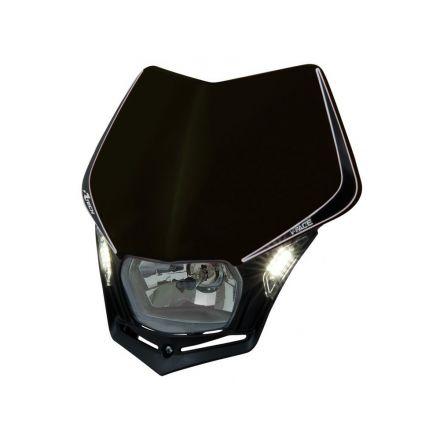 Rtech - VFace LED framlykt - Sort