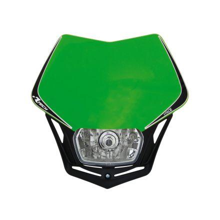 Rtech - VFace framlykt - Grønn