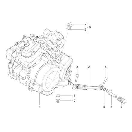 Aprilia - Girpedal - RS4 50
