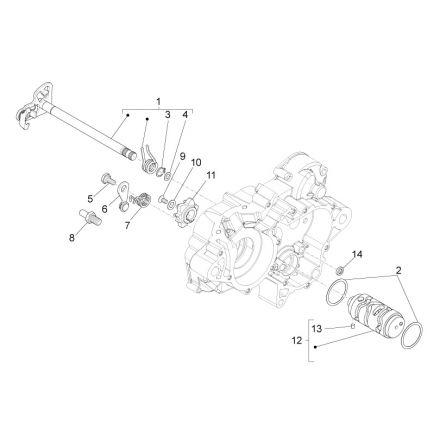 Aprilia - Girvelger - RS4 50